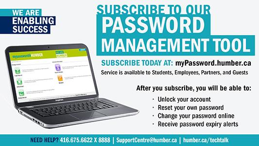 Subscribe to Reset Your Own Password